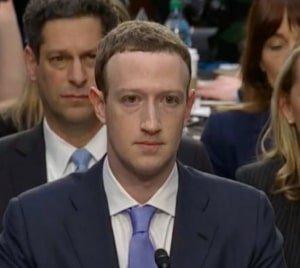 le nombre d'utilisateurs Facebook est en baisse