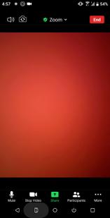 utiliser Zoom sur un téléphone Tuto