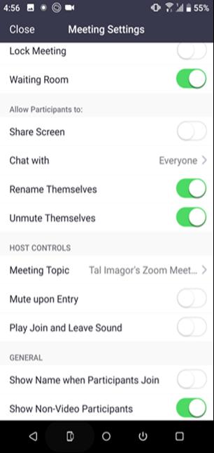 comment utiliser Zoom sur son téléphone Tuto