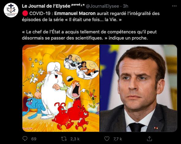 #Emmanuel Macron Facts