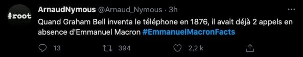 EmmanuelMacron Facts