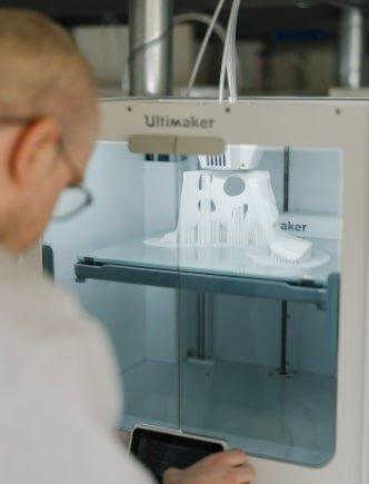 imprimante 3D métier du futur