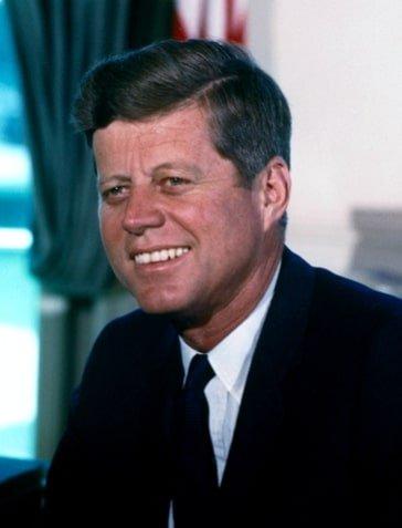 john fitzgerald Kennedy leadership