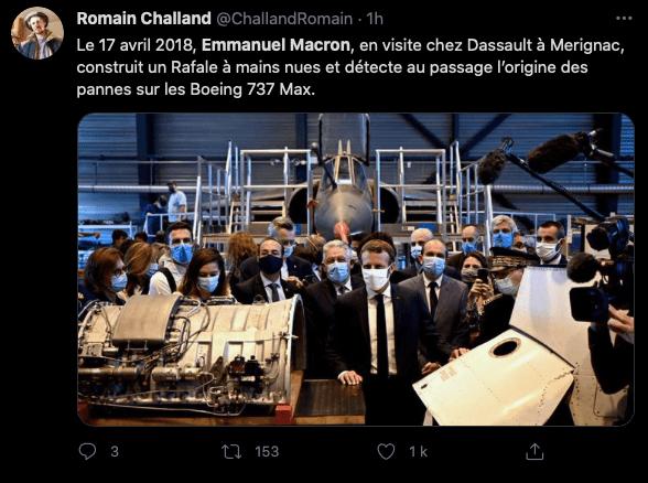meme Macron