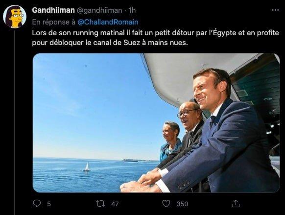 meme politique Macron