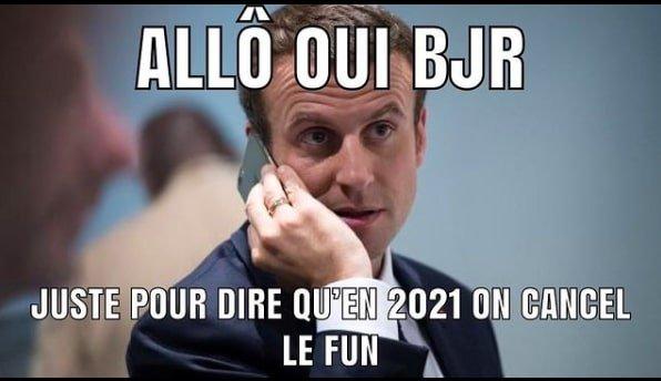 memes macron