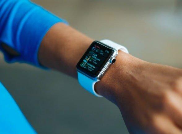 Apple Watch métier de la santé de demain