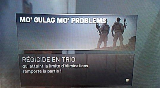 Mo' Gulag Mo' Problems