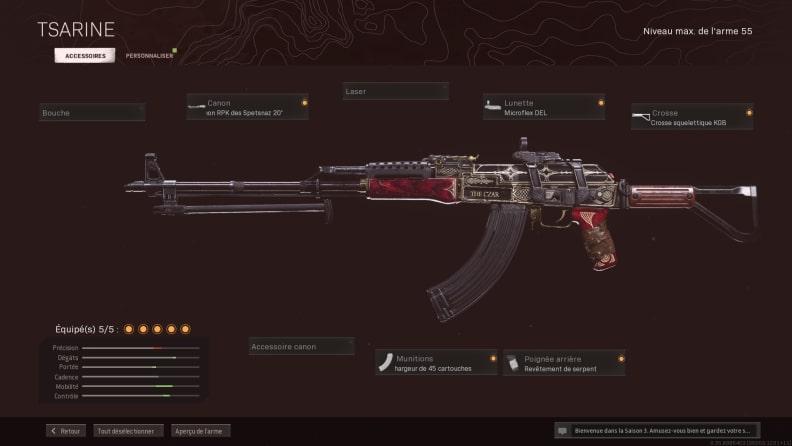classe ESK AK47