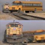 meme bus train