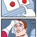 meme choix boutons