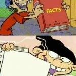meme facts livre