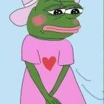 meme grenouille mariée pepe frog
