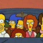 meme simpson homer voiture regard