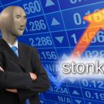 meme stonks bourse