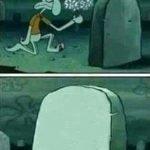 meme tombe morreu RIP le respect