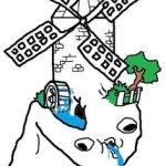 meme wojak moulin