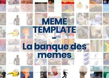 memes templates banque de tous les mème