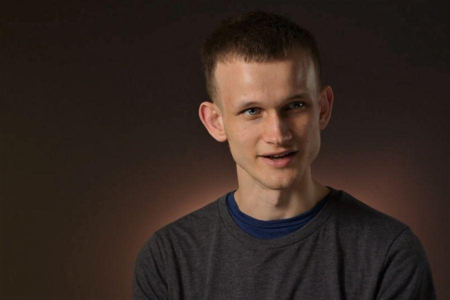 Vitalik Buterin créateur de l'ethereum