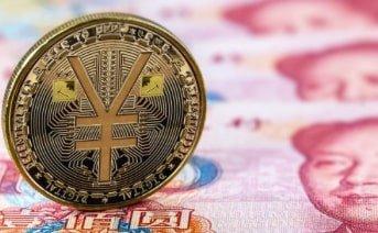 e yuan crypto chinoise