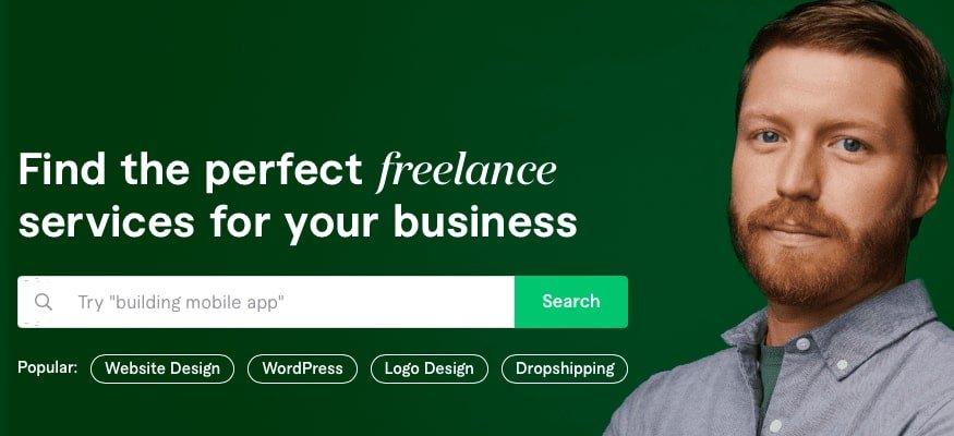 fiverr freelance francais