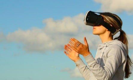 vr oculus publicité facebook