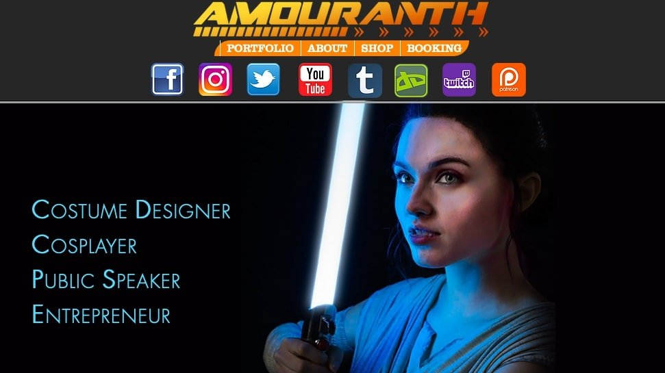 amouranth site web