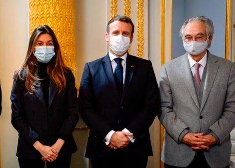 audrey tchekhoff Macron attali