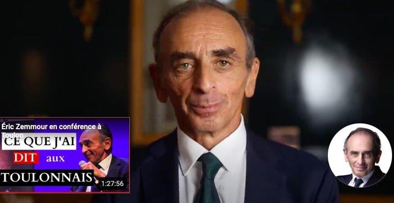 zemmour peut-il gagner les présidentielles