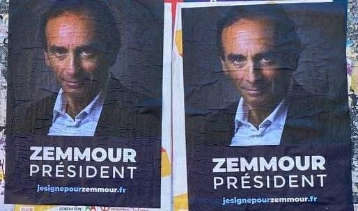 eric zemmour programme politique 2022