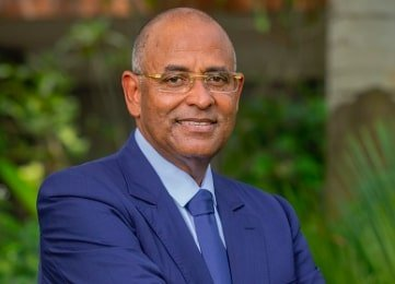 homme politique africain pandora papers